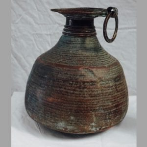 Authentic Decorative Copper Water Urn